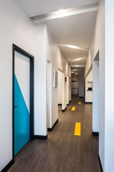 This portfolio is about Pop smiles dentistry interior design in MANASSAS VA Interior Design Portfolios, Hallway Designs, Construction Services, Commercial Design, Office Interiors, Interiores Design, Dentistry, Portfolio Design, Home Office