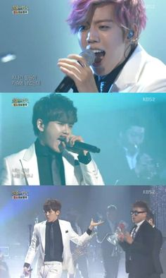"INFINITE H sings ""Busan Seagull"" on 'Immortal Song 2′"
