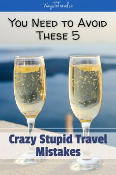 You are gonna laugh when you read the unbelievably stupid travel mistakes I've made and hopefully, you can avoid making the same ones! Learn from my mistakes and stay safe on your international travel abroad. Re-pin for others who could benefit First-time traveler | Travel tips | Travel Inspiration | Travel Advice | International Travel | Travel Safely | Travel Solo | Travel Abroad #travelmistakes #traveltips #travelsafety #travelinspiration #travelmotivation #travelsmarter Best Travel Apps, Ways To Travel, Packing Tips For Travel, Travel Advice, Time Travel, Crazy Stupid, Travel Route, The Hard Way, What To Pack
