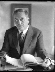 H.G. Wells (September 21, 1866- August 13, 1946)