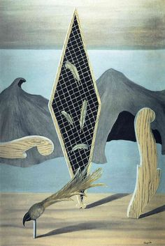 Wreackage of the shadow, 1926 Rene MagritteFosterginger.Pinterest.ComMore Pins Like This One At FOSTERGINGER @ PINTEREST No Pin Limitsでこのようなピンがいっぱいになるピンの限界