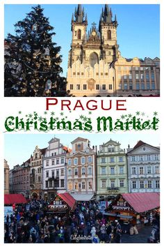 Prague's Christmas Market in the Old Town Square - Czech Republic - California Globetrotter Prague Christmas Market, Christmas In Europe, Christmas Travel, Holiday Travel, New Years Eve Fireworks, Prague City, Visit Prague, Prague Czech Republic, Old Town Square