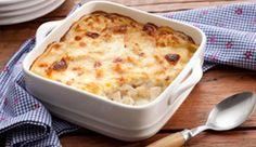 Chicken casserole          1 colher (sopa) de manteiga         meio quilo de frango em tiras         2 colheres (sopa) de Caldo Líquido MAGGI® Gali...