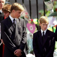 Prince William and Prince Harry Quotes About Princess Diana   POPSUGAR Celebrity