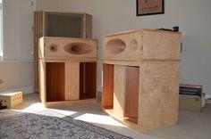 Simon Mears Audio Ucello 3-Way Horn Loudspeaker Review   A Unique Audiophile Experience