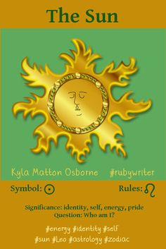 Between the Wyrlds: What is the Significance of the Sun in Astrology?
