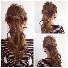 Long Hair Styles, Outfits, Beauty, Instagram, Fashion, Moda, Fashion Styles, Cosmetology, Long Hairstyles