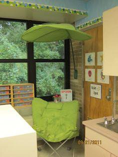 New Adventures in First Grade: Conscious Discipline - The Quiet Spot
