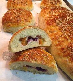 pão recheado sem glúten