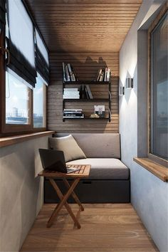 Apartment balcony decorating - 94 modern minimalist decoration ideas picture 2019 Page 62 of 97 – Apartment balcony decorating Home Room Design, Home Office Design, Interior Design Living Room, Interior Decorating, Decorating Ideas, Decor Ideas, Modern Interior, Modern Apartment Design, Interior Colors