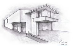 Víctor Díaz Arquitectos #sketches