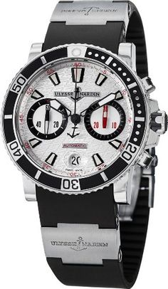 Ulysse Nardin Maxi Marine Diver Chronograph Men's Automatic Watch 8003-102-3/916 Ulysse Nardin http://www.amazon.com/dp/B00GBB55OS/ref=cm_sw_r_pi_dp_tLVdvb1ZQ4YFR