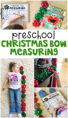 Preschool: Christmas {Week 2} - Mrs. Plemons' Kindergarten