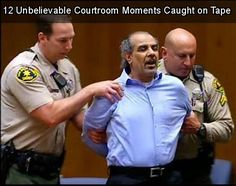 From defendant outbursts, to unruly judges to actual suicides and shootings this list of unbelievable courtroom video moments has something for everyone!