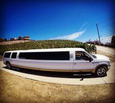Wine tasting limo service in Orange County CA