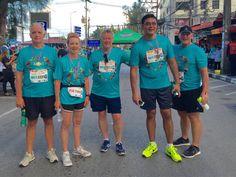 New Leaf Team for 10 km. Fun Run for Charity. #newleafdetox #newleafdetoxresort #newleafdetoxretreat #weightloss #detox #challenge #kohsamui #thailand