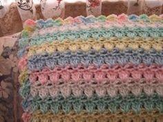 Rainbow Baby Afghan Crochet Crafts, Easy Crochet, Crochet Hooks, Crochet Projects, Free Crochet, Knit Crochet, Beginner Crochet, Crochet Afgans, Baby Afghan Crochet