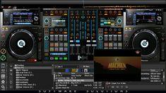 Serato Dj Skin for Virtual Dj (New Update) Dj Setup, Gaming Setup, Gaming Computer, Virtual Dj, Dj Download, Dj Free, Pioneer Ddj, Digital Dj, Serato Dj