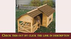 Wooden Barn Dog House     Deal of the day >>>   http://amzn.to/1U7oqQT
