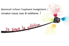 Bonneuil refuse l'asphyxie budgétaire