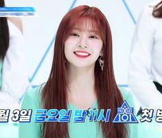 프듀X 101 밍구리 가또짱 비주얼 !! Kpop Girl Groups, Kpop Girls, 1 Gif, Japanese Girl Group, Kim Min, Meme Faces, Pretty Face, Actors, Celebrities