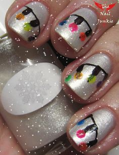 The Nail Junkie: MERRY CHRISTMAS AND HAPPY HOLIDAYS TO YOU AND YOURS!