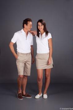 white and khakis Cafe Uniform, Waiter Uniform, Hotel Uniform, Design Hotel, Beach Hotels, Beach Resorts, Personal Jet, Uniform Clothes, Bali