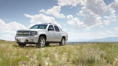 2012 Chevy Avalanche