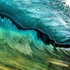 """Water, light and long lens can do some crazy weird things. Waves Photography, Scenic Photography, Waimea Bay, Salt And Water, Under The Sea, Surfing, Ocean, Beautiful, Instagram Posts"