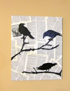 Crows and Pages by I See Dead Books