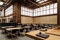 Yen restaurant by Sybarite, London – UK