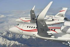 The Dassault Falcon aerobatic team. Private Plane, Private Jet, Dassault Falcon 7x, Airline Pilot, Toys For Boys, Boy Toys, Civil Aviation, Air Travel, Travel Style