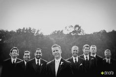 groomsmen photo chest up