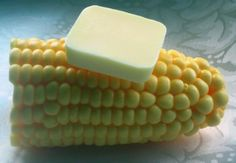 Corn on the Cob Soap