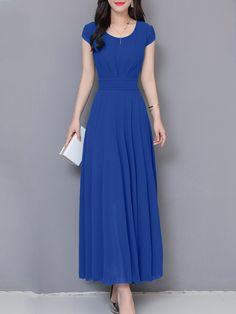 27 new trendy dresses ideas 4 New Trendy Dresses, Dress Silhouette, Latest Fashion Clothes, Swing Dress, Dress Brands, Plus Size Dresses, Designer Dresses, Casual, Short Sleeve Dresses