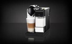 Our latest entrapment.  Lattissima+ Silky White | Coffee Machine | Nespresso