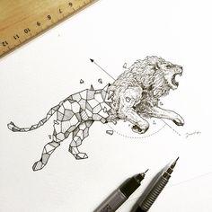 #León #Tatto #desing