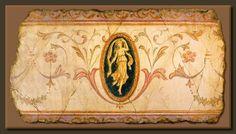 Classic Murals - Fresco Collection - Fresco #22 Fresco Dance II