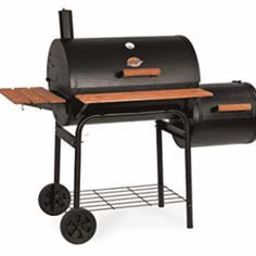 Best Charcoal Smoker Char-Griller 1224 Smokin Pro 830 Square Inch Charcoal Grill with Side Fire Boxl Char Griller Smoker, Best Smoker Grill, Bbq Grill, Grilling, Pit Bbq, Wood Grill, Grill Area, Charcoal Smoker, Best Charcoal Grill