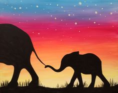 Muse Paint Bar - Assembly Row - Sunday, 1/24/16 - 3-5:30pm. Starlit Shadow: Bring the family or just yourself … Muse Family Days can be enjoyed by all! $29/painter