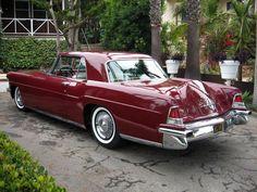 1956 Lincoln MK II Coupe...