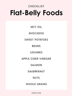 These Foods Will De-Bloat Faster Than Any Other via @ByrdieBeautyAU