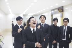 "G-Dragon Behind the Scenes of ""Infinity Challenge: Muhan Company"" Infinity Challenge, Bigbang G Dragon, Ji Yong, Fantastic Baby, Feeling Happy, Short Film, Kdrama, Behind The Scenes, Challenges"