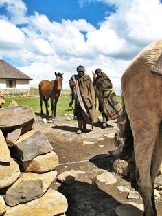#Sany Pass#Lesotho