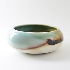 shallow pouch bowl I