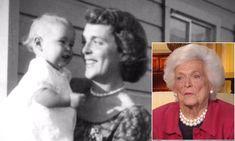 Barbara and George Bush lose their daughter Robin