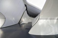 Chanel Mobile Art Pavilion / Zaha Hadid Architects | Architecture