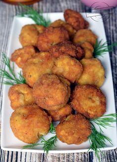Panierowane pieczarki to szybka i prosta przekąska. Snacks Für Party, Food Videos, Appetizers, Vegetarian, Food And Drink, Eat, Ethnic Recipes, Drinks, Diets