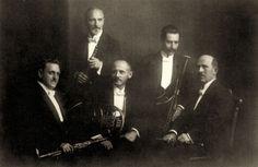 Der Hornist Albin Frehse