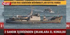 Batan Rus gemisinin mühimmatları kıyıya vurdu: Gece saatlerinde, Kaynarca Karaboğaz sahilinde balık tutan vatandaşlar kıyıya mühimmat sandığı vurduğunu ihbar etti. Bunun üzerine bölgeye gelen jandarma ekipleri kıyıya vuran 2 adet sandıkta incelemede bulundu. Bir sandıkta 7 adet havan mühimmatı, diğer sandıkta ise 15 santimetre uzunluğunda 10 santim çapında iki adet silindirik mühimmat kutusu olduğu belirlenen cisimler bulundu. Üzerlerinde Kiril alfabesi ile yazılan yazıların bulunduğu…